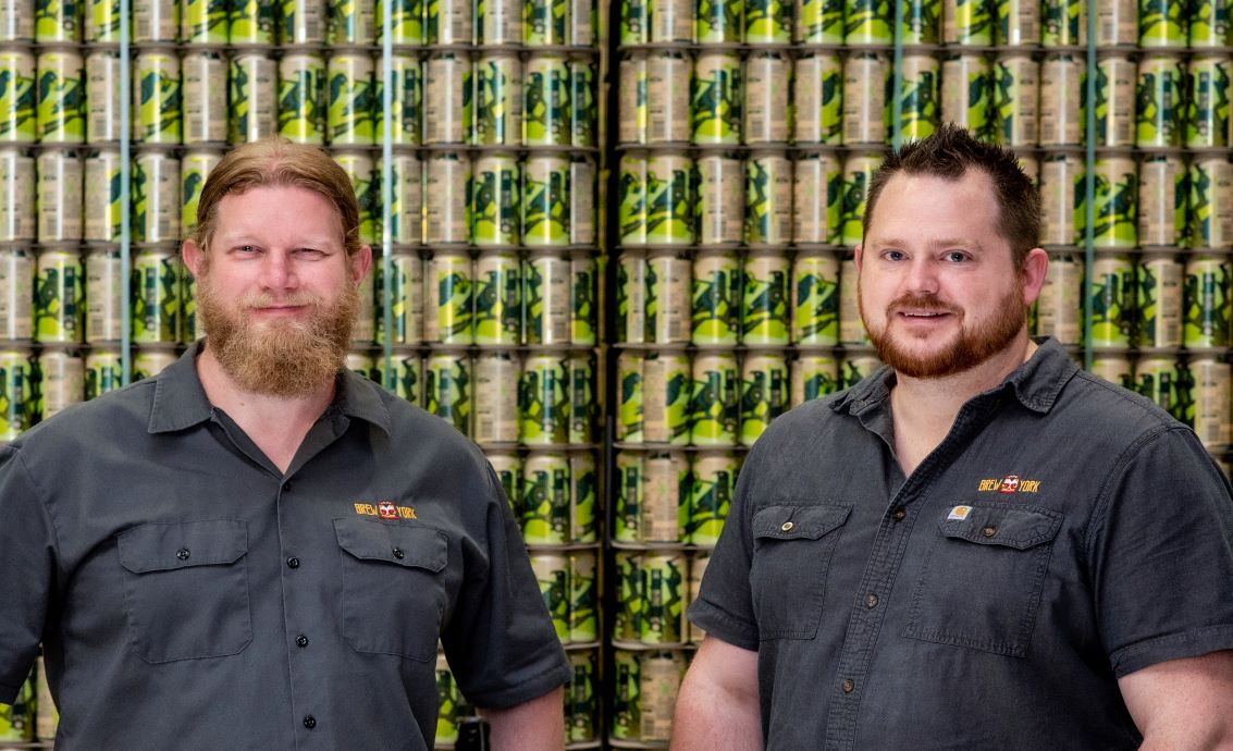 Image: Brewing innovative new products